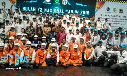 PERINGATAN BULAN K3 NASIONAL TAHUN 2019