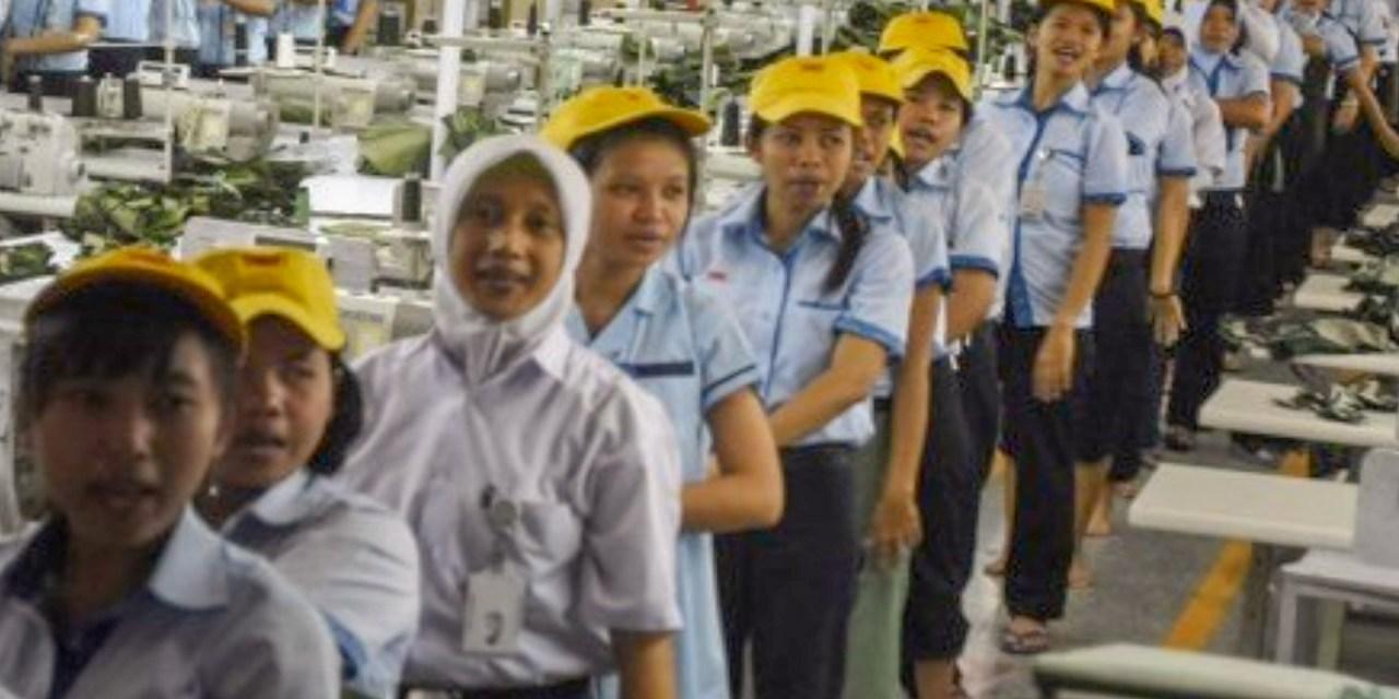 KONDISI PERBURUHAN DI INDONESIA