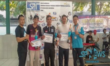 LIGA OLAHRAGA PSP SPN PT EAGLE NICE INDONESIA