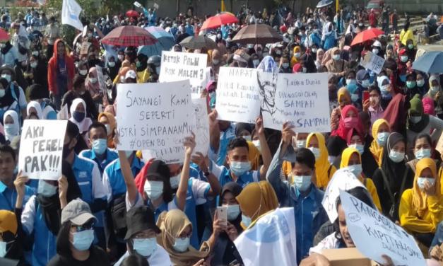 PARLEMEN ASEAN MINTA UU CIPTA KERJA DIBATALKAN