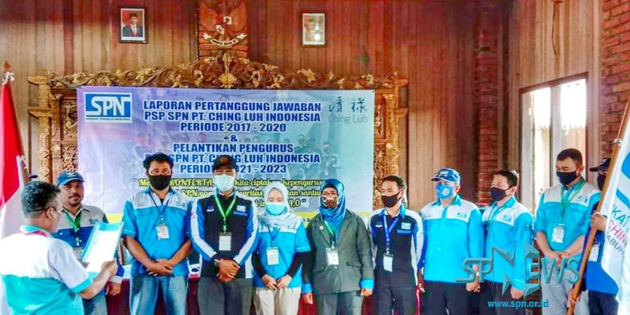 KONFERTA IV PSP SPN PT CHING LUH INDONESIA