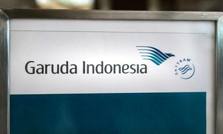 KARYAWAN GARUDA INDONESIA SURATI PRESIDEN JOKOWI