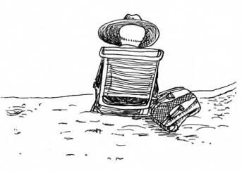 man.beach.chair