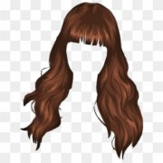 free hair transparent