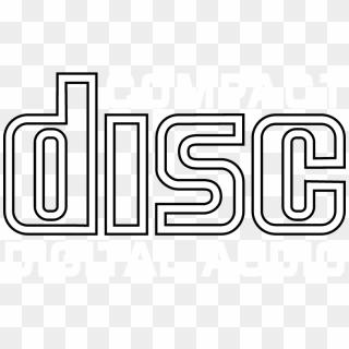 Cd-audio Logo [compact Disc Digital Audio] Vector Icon