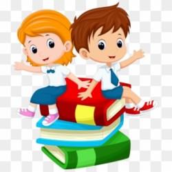 Student Cartoon Clip Art School Kids Clipart HD Png Download 879x1024 #6754848 PngFind