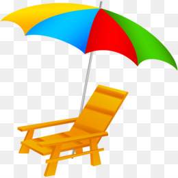 beach chair and umbrella clipart hanging nl png transparent free download clip art