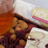 Sweet Temptations Nougat - Almond & Cranberry 75g