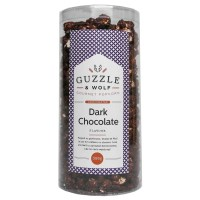Guzzle & Wolf Dark Chocolate Popcorn Large Tub 388g