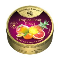 Cavendish & Harvey Drops - Tropical Fruit 200g