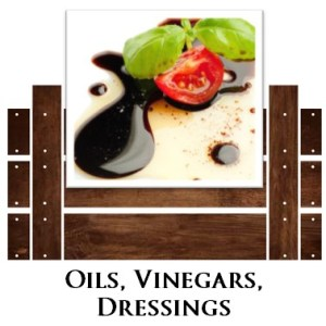 Vinegars & EVOO
