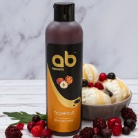 AB Products Coffee Syrup - Hazelnut 240ml
