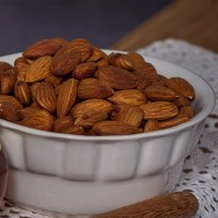 Almonds Roasted & Salted 1000g