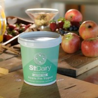 St Dairy Yogurt - Apple Pie