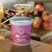 St Dairy Yogurt - Strawberry