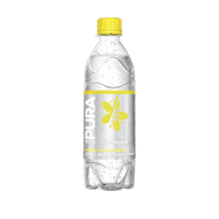 Pura Soda Lemon & Elderflower - 1 x 500ml