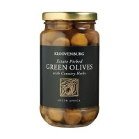 Kloovenburg Green Olives with Country Herbs 425g
