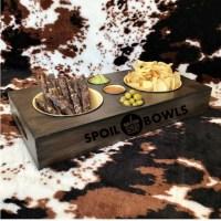 Spoil Bowls - Brown