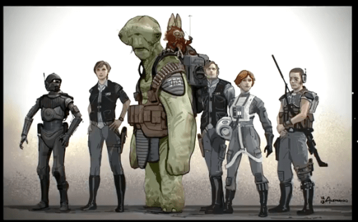 RogueOneEarlyConcept