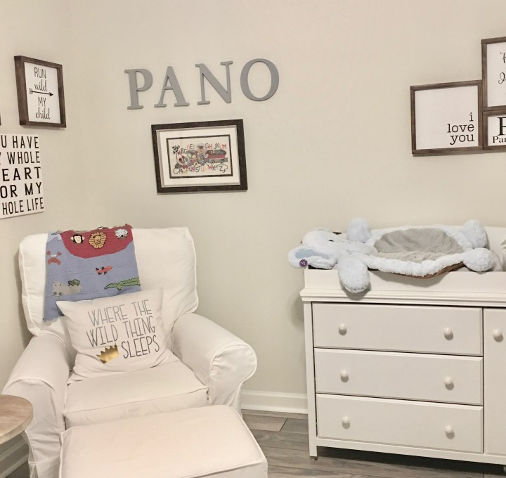 Our Neutral Nursery (for him or her)