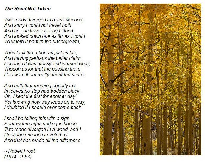 The Road Not Taken Poem Pdf – The Road Not Taken Worksheet