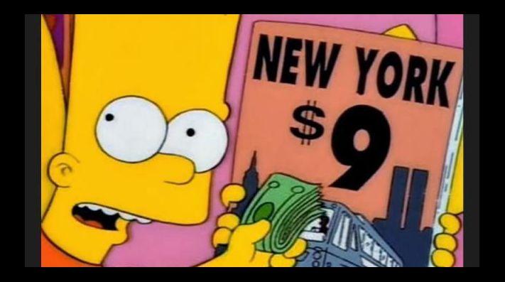 Simpson, profecía, septiembre, atentado, New York, 9/11