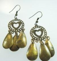 Bronze Gypsy Earrings - 32 Styles - Spoil Me Silly ...