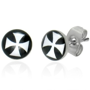 Stud Earrings at Spoil Me Silly .Com jewellery  EB011