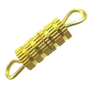 Gold Jewellery Clasp Finding
