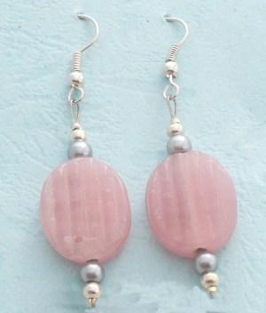 Glass earrings jewellery  http://spoilmesilly.com.au/