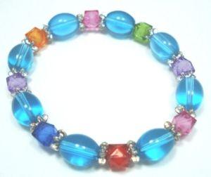 Fashion-Jewellery-Glass-Filigree-Beaded-Bracelet-Bangle-150524324211