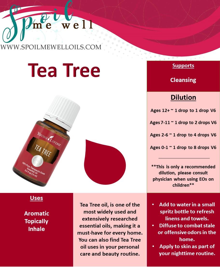 Tea Tree Essential Oil Melaleuca Oil Best Essential