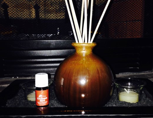 DIY Reed Diffuser Refill Oil