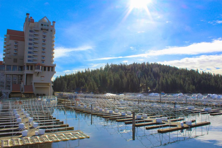 EAT YOUR WAY THROUGH COEUR D'ALENE