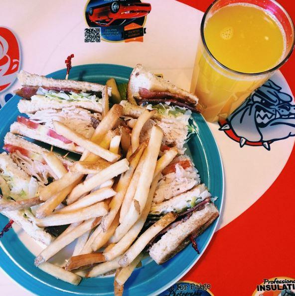 kaliko sandwich