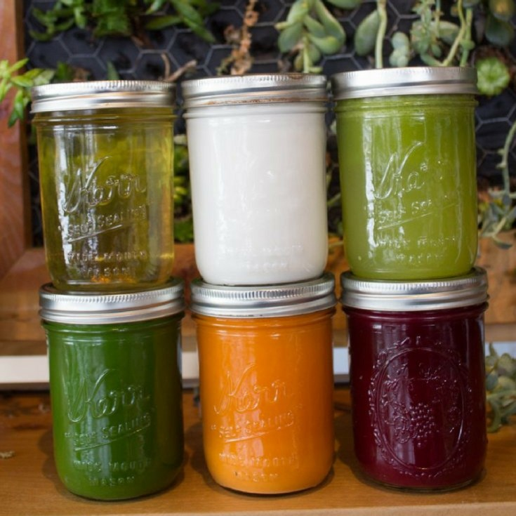 THE WELLNESS TREE JUICE CLEANSE