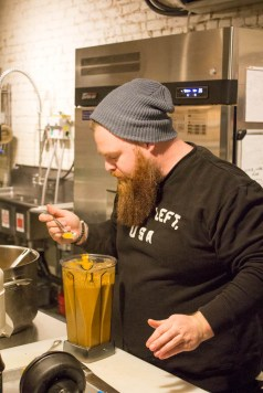 Chef of Zona Blanca, in Spokane, Washington, Chad White sits down with Spokane Eats for interview on his journey to becoming a top chef. | www.spokaneeats.net