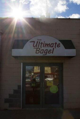 Ultimate Bagel Spokane