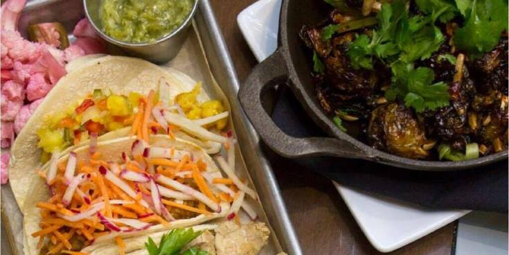 8 SPOTS TO GRAB TACOS ON NATIONAL TACO DAY