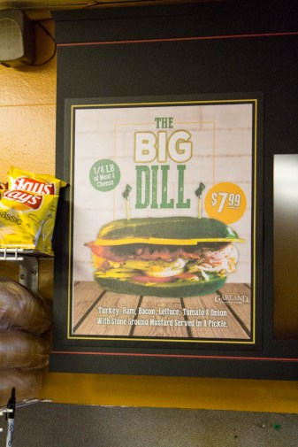 Garland Sandwich Shoppe - The Big Dill
