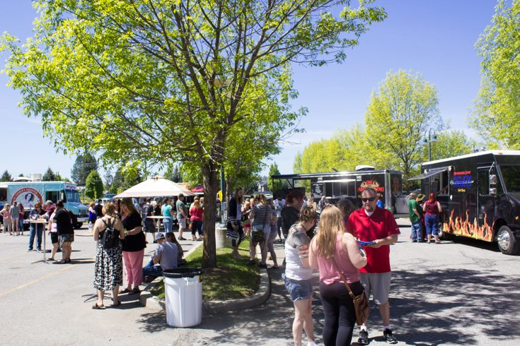 Spokane Food Truck Festival
