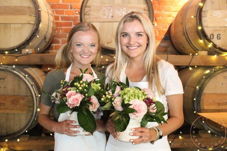 Ladies Night Spokane - Floral Arranging