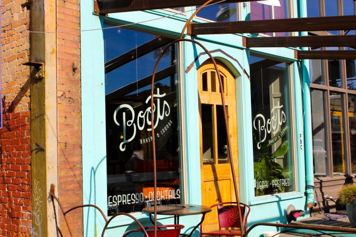 Healthy Lunch Downtown Spokane