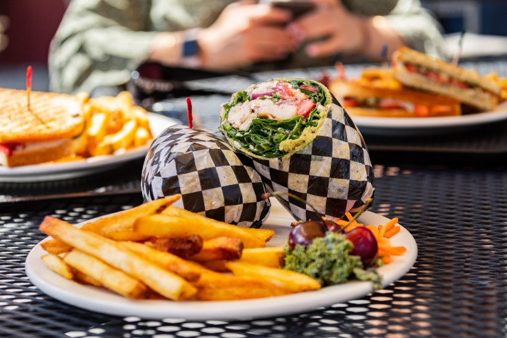 WHERE TO EAT LUNCH AT GREENBLUFF - SPOKANE EATS