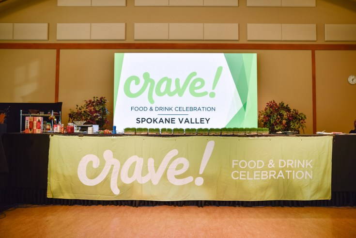 Crave Event Spokane