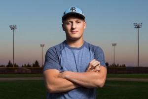 Baseball senior photos