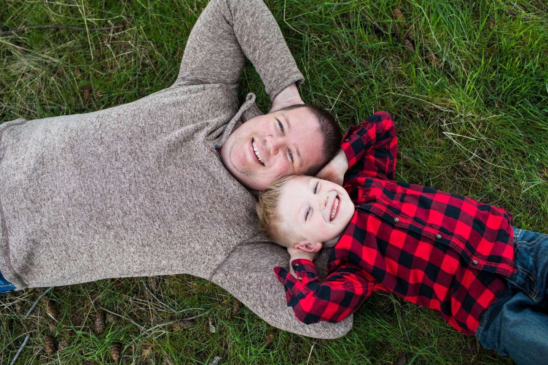 Family photos in Spokane WA