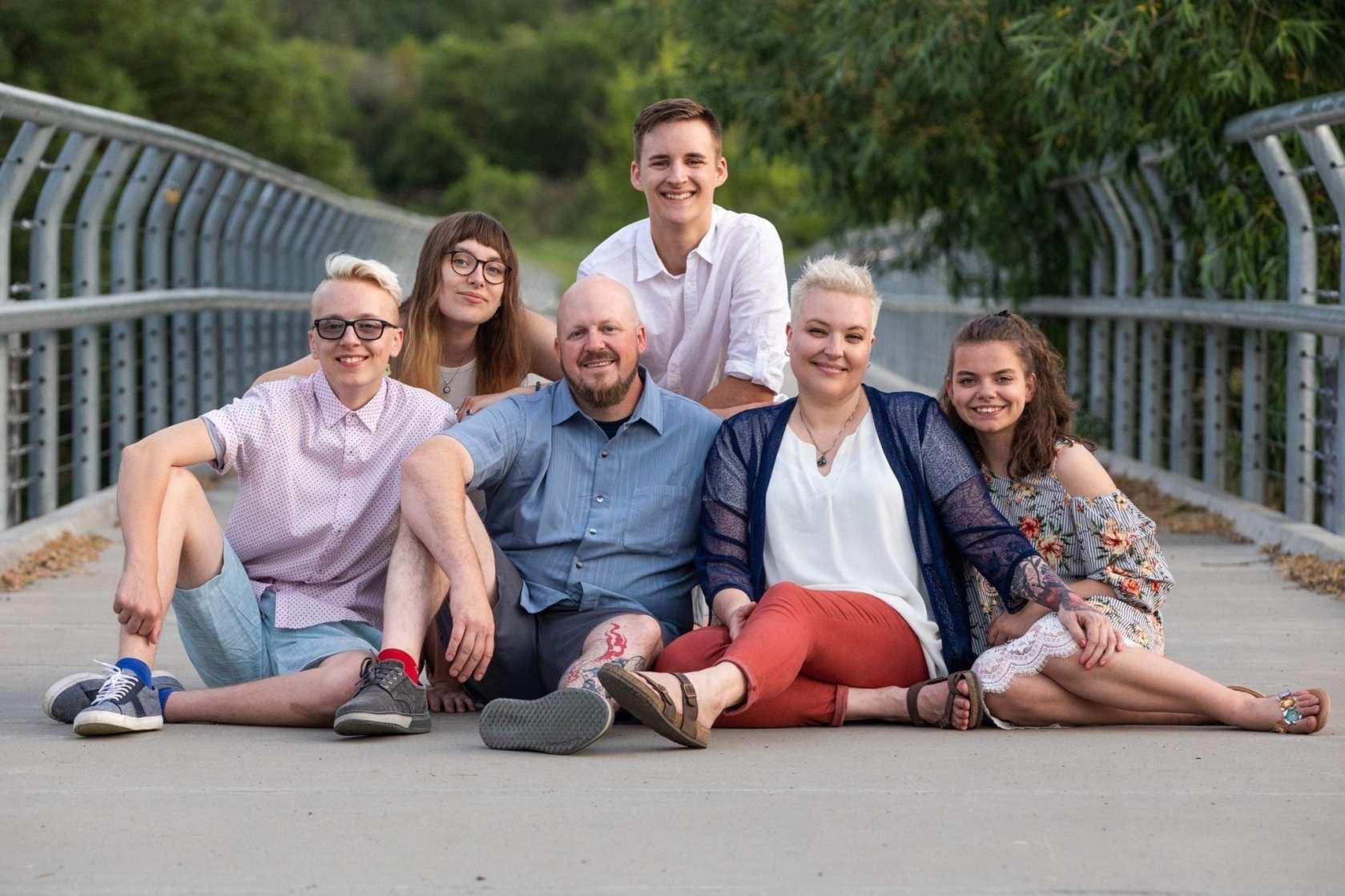Family Portraits Franklin photography Spokane WA