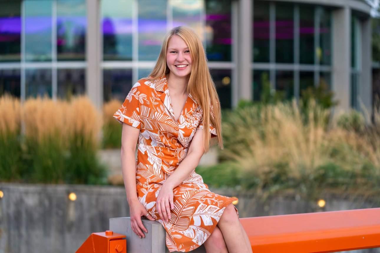 senior photo photographer in spokane