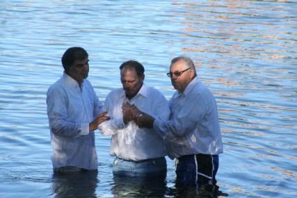 UGM Baptism Ceremony @ Spokane River - Harry Altmeyer Park - Union Gospel Mission |  |  |